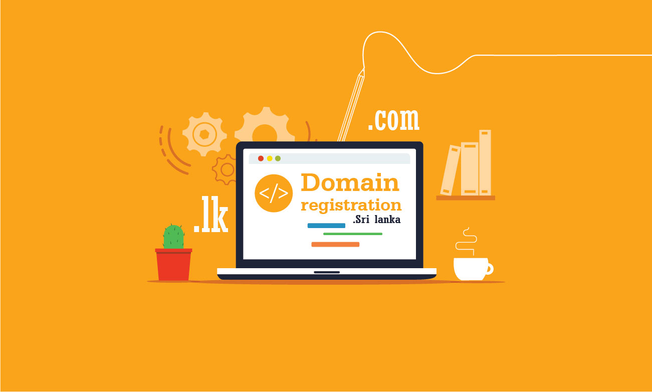 Domain registration Sri lanka