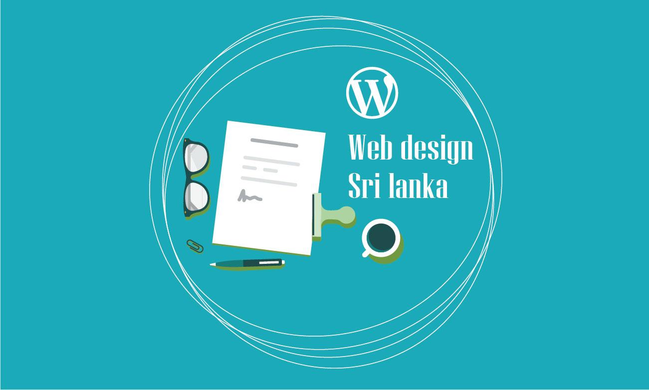 Wordpress web design sri lanka
