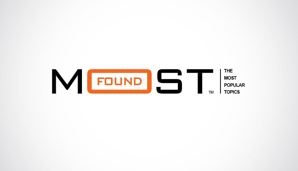 most found