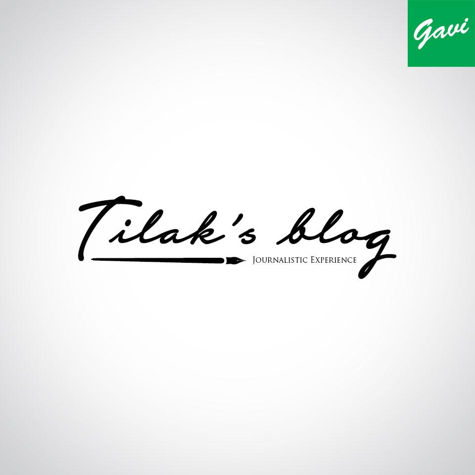 tilaks blog logo