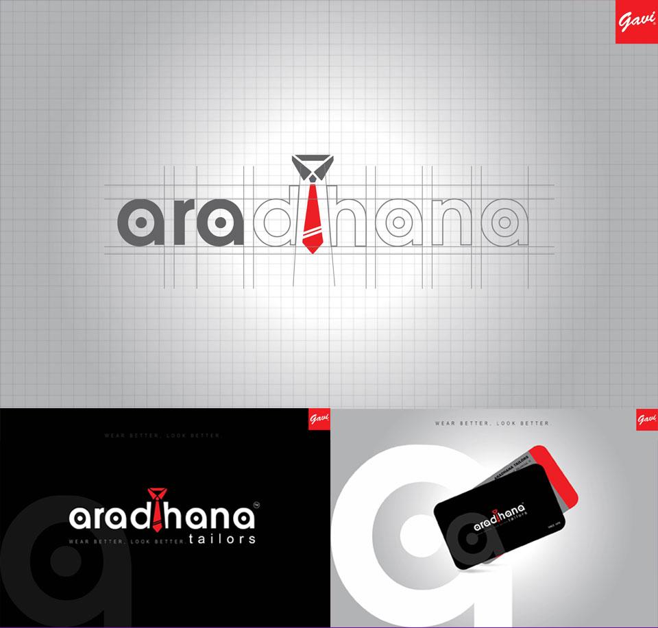 Aradhana Tailors Rebranding