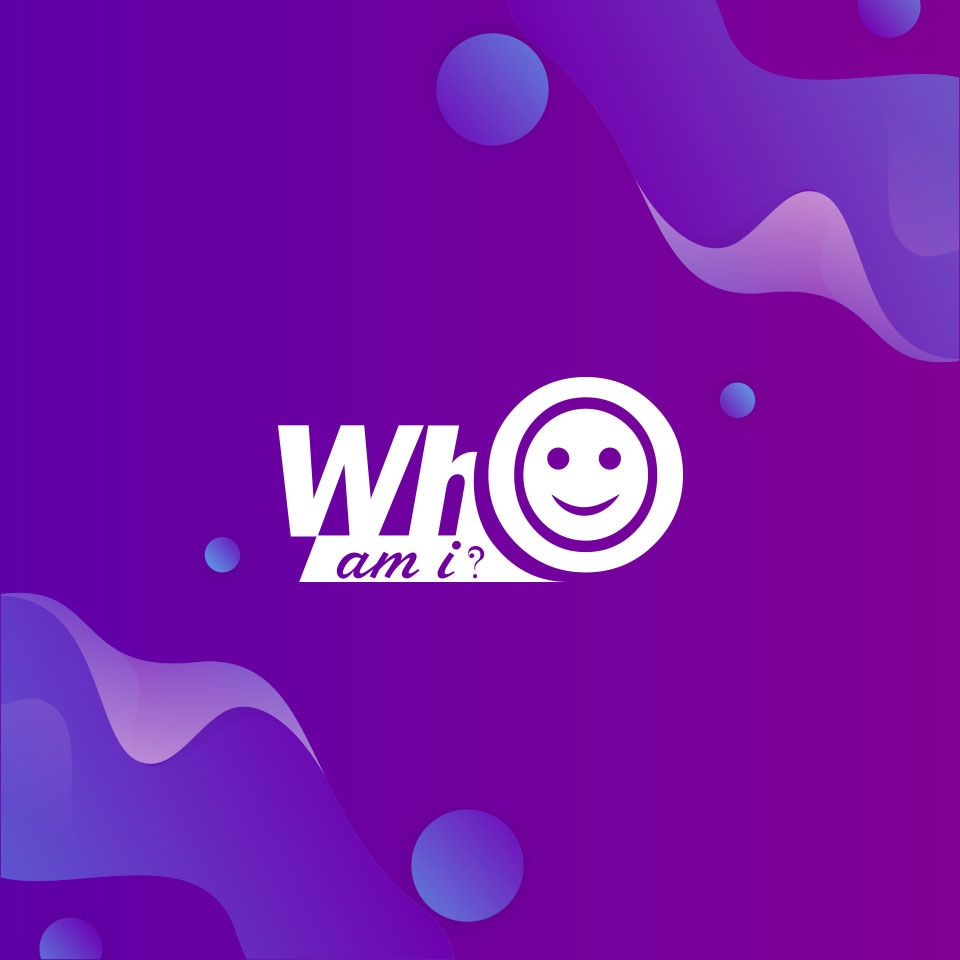Who am i logo design